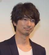 映画『心に吹く風』の完成披露試写会イベントに参加した眞島秀和 (C)ORICON NewS inc.