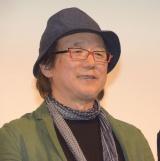 映画『心に吹く風』の完成披露試写会イベントに参加したユン・ソクホ監督 (C)ORICON NewS inc.