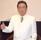 映画『夜に生きる』の公開直前イベントに参加した梅沢富美男 (C)ORICON NewS inc.