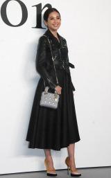 ファッションショー『Esprit Dior TOKYO 2015』に出席した高垣麗子 (C)ORICON NewS inc.