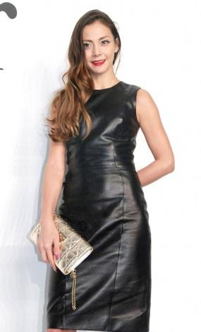 ファッションショー『Esprit Dior TOKYO 2015』に出席した土屋アンナ (C)ORICON NewS inc.