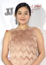 『Miss of Miss CAMPUS QUEEN CONTEST 2016』でMCを務めた筧美和子 (C)ORICON NewS inc.