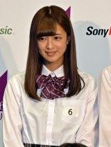 乃木坂46第3期生として加入する吉田彩乃クリスティー「まさか自分が選ばれると思っていなかったので、すごくびっくりしています」 (C)ORICON NewS inc.