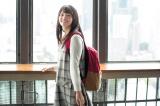 『ヤングジャンプ』に登場した乃木坂46・大園桃子 (C)藤本和典/週刊ヤングジャンプ