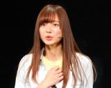 乃木坂46 3期生初公演『3人のプリンシパル』ゲネプロより梅澤美波 (C)ORICON NewS inc.