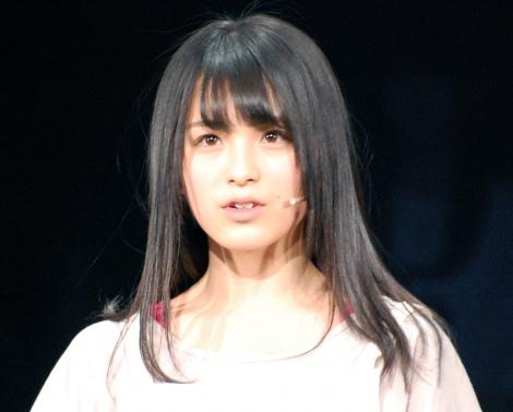 乃木坂46 3期生初公演『3人のプリンシパル』ゲネプロより大園桃子 (C)ORICON NewS inc.