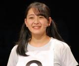 乃木坂46 3期生初公演『3人のプリンシパル』ゲネプロより向井葉月 (C)ORICON NewS inc.