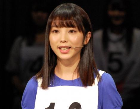 乃木坂46 3期生初公演『3人のプリンシパル』ゲネプロより与田祐希 (C)ORICON NewS inc.