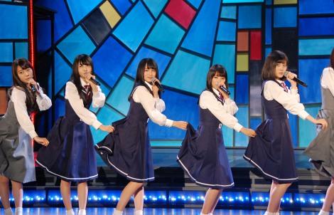 乃木坂46 3期生初公演『3人のプリンシパル』第3幕はミニライブ (C)ORICON NewS inc.