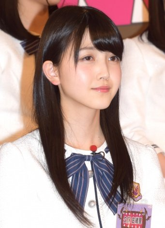 日本テレビ『NOGIBINGO!8』の初回収録に参加した乃木坂46の久保史緒里 (C)ORICON NewS inc.
