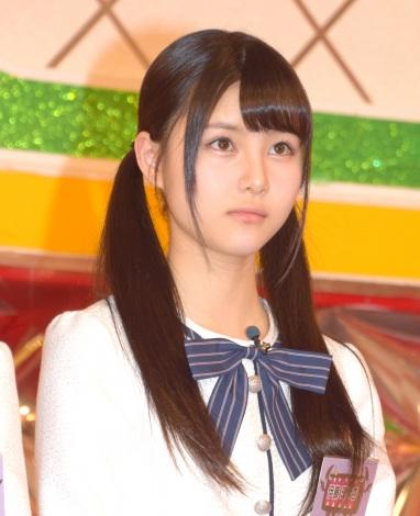 日本テレビ『NOGIBINGO!8』の初回収録に参加した乃木坂46の伊藤理々杏 (C)ORICON NewS inc.
