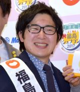 『よしもと福島シュフラン』の試食選考会に参加した中村陽介 (C)ORICON NewS inc.