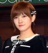 『サムネイル』ゲネプロ後の囲み取材に出席したAKB48・岡田奈々 (C)ORICON NewS inc.