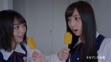 (左から)北野日奈子、新内眞衣=セブン-イレブン×乃木坂46 セブン-イレブンフェア