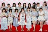『第8回AKB48選抜総選挙』昨年の選抜メンバー(C)AKS