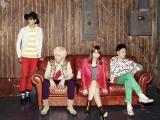 元NMB48岸野里香がボーカルを務めるOver The Topが5月31日にデビュー