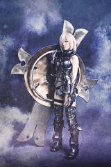舞台『Fate/Grand Order THE STAGE ?神聖円卓領域キャメロット-』マシュ・キリエライト役はナナヲアカリ(C)TYPE-MOON/FGO STAGE PROJECT