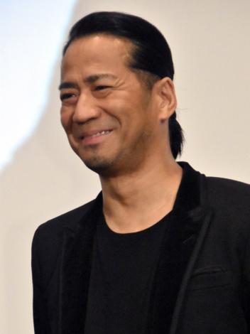 映画『たたら侍』初日舞台あいさつに登壇したEXILE HIRO (C)ORICON NewS inc.
