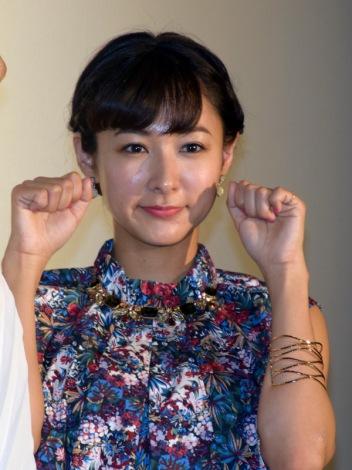 映画『猫忍』初日舞台あいさつに登壇した藤本泉 (C)ORICON NewS inc.
