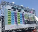 『METROCK 2017 TOKYO』タイムテーブル (C)ORICON NewS inc.