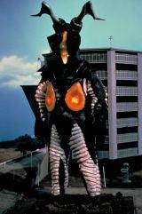 第3話に登場「ゼットン」『ゼットンウルトラマン』「さらばウルトラマン」より(C)円谷プロ