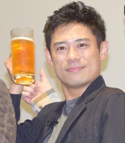 映画『吉田類の「今宵、ほろ酔い酒場で」』の完成披露飲み会イベントに出席した伊藤淳史 (C)ORICON NewS inc.