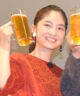 映画『吉田類の「今宵、ほろ酔い酒場で」』の完成披露飲み会イベントに出席した松本妃代 (C)ORICON NewS inc.