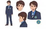 「『クレヨンしんちゃん』の世界では少しオーラがある」と本人絶賛のキャラクター設定画(C)臼井儀人/双葉社・シンエイ・テレビ朝日・ADK