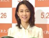 育児法を語った木村佳乃 (C)ORICON NewS inc.