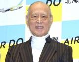 映画『生きとし生けるもの』完成披露試写会に出席した津川雅彦 (C)ORICON NewS inc.