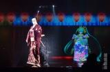 伝統と最新テクノロジーの融合超歌舞伎「花街詞合鏡(くるわことばあわせかがみ)」NHK・Eテレ『にっぽんお芸能』で6月9日放送