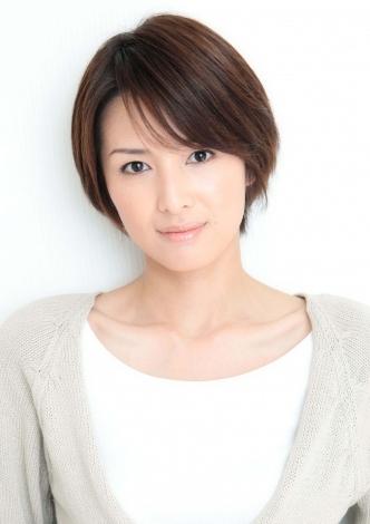 フジテレビ7月クールのドラマ『セシルのもくろみ』に出演する吉瀬美智子