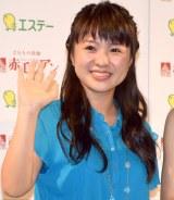 ミュージカル『赤毛のアン』制作記者発表会に出席したさくらまや (C)ORICON NewS inc.