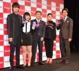 NTTドコモの2017年夏の新サービス・新商品発表会 (C)ORICON NewS inc.