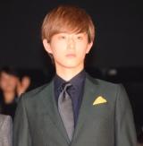 映画『兄に愛されすぎて困ってます』完成披露試写会に出席した杉野遥亮 (C)ORICON NewS inc.