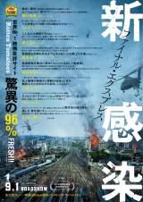 映画『新感染 ファイナル・エクスプレス』の特報が公開 (C)2016 NEXT ENTERTAINMENT WORLD & REDPETER FILM. All Rights Reserved.