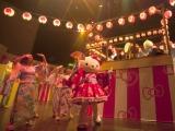 「夏祭り in サンリオピューロランド」シナモン盆踊り大会イメージ