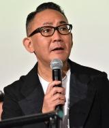 『家族はつらいよ2』初日舞台あいさつに出席した林家正蔵 (C)ORICON NewS inc.
