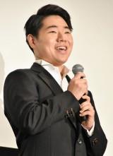 『家族はつらいよ2』初日舞台あいさつに出席した中村鷹之資 (C)ORICON NewS inc.