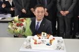 「ホシを挙げる!」ケーキにびっくり(C)テレビ朝日