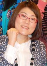 「女性部門」2位に選ばれたオアシズ・光浦靖子(C