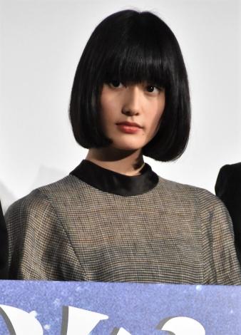 映画『美しい星』舞台あいさつに出席した橋本愛 (C)ORICON NewS inc.