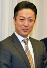 甥っ子・寺嶋眞秀の成長に目を細めた尾上菊之助 (C)ORICON NewS inc.