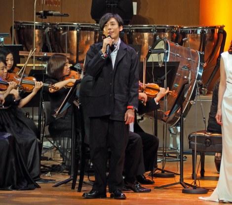 『直虎コンサート』で味のある歌声を披露した高橋一生 (C)ORICON NewS inc.