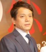 ドラマ『屋根裏の恋人』の制作発表会見に出席した勝村政信 (C)ORICON NewS inc.