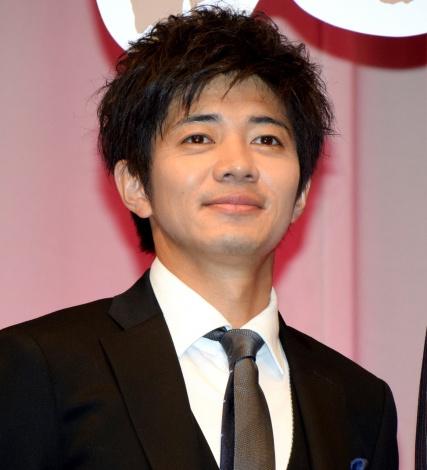 映画『花戦さ』の完成披露上映会に出席した和田正人 (C)ORICON NewS inc.