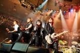 結成記念日に武道館ライブを行ったLUNA SEA