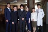 7月期のテレビ朝日系木曜ミステリーは『遺留捜査』に決定(C)テレビ朝日