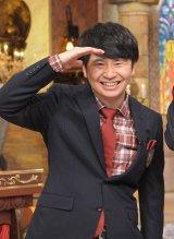 中丸とともにMCを務める若林正恭(C)テレビ朝日