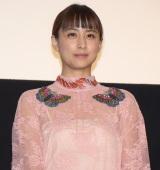 映画『ピーチガール』大ヒット御礼舞台あいさつに登壇した山本美月 (C)ORICON NewS inc.